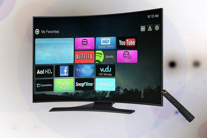 Moderne Fernsehtechnik